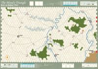 Board Game: The Bloody Triangle: Drive on Dubno, 1941