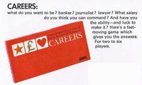 Board Game: Careers