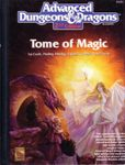 RPG Item: Tome of Magic