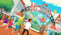 Board Game: Arcadia