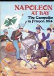 Board Game: Napoleon at Bay: The Campaign in France, 1814