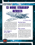 RPG Item: 13 More Starship Devices
