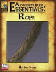 RPG Item: Adventurer Essentials: Rope