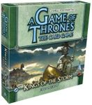 Board Game: A Game of Thrones: The Card Game – Kings of the Storm