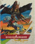 RPG Item: The Art of the Dungeons and Dragons Fantasy Game