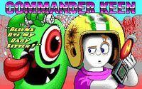 Video Game: Commander Keen: Aliens Ate My Babysitter!