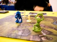 Board Game: Drako: Knights & Trolls