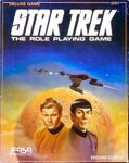 RPG Item: Star Trek: The Role Playing Game: Deluxe Game (Second Edition)