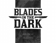 RPG Item: Blades in the Dark Quick Start Guide