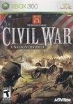 Video Game: Civil War - A Nation Divided
