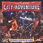 Board Game: Talisman (Third Edition): City of Adventure
