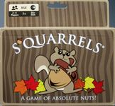 Board Game: S'quarrels: A Game of Absolute Nuts