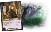Board Game: The Lord of the Rings: The Card Game – Fire in the Night