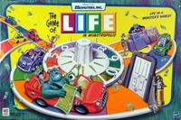 Board Game: The Game of Life in Monstropolis