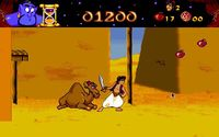 Video Game: Disney's Aladdin (1993)