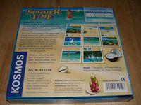 Board Game: Summertime