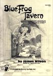RPG Item: Solo 15: Blue Frog Tavern