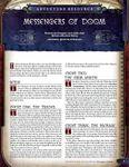 RPG Item: Messengers of Doom