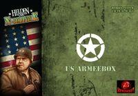 Board Game: Heroes of Normandie: US Army Box