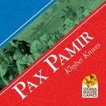 Board Game: Pax Pamir: Khyber Knives