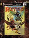 RPG Item: Rolemaster GM Screen (RMSS, 3rd Edition)