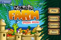 Video Game: Zombie Farm
