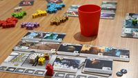 Board Game: Roll for the Galaxy