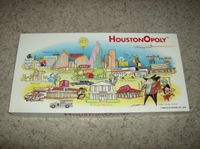 Board Game: HoustonOpoly