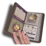 """Board Game Accessory: The 7th Continent: """"Satchel & Journal"""" binder"""