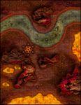 RPG Item: VTT Map Set 215: Hellscape Environment