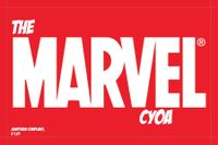 RPG Item: The Marvel CYOA