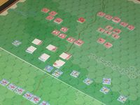Board Game: Carolina Rebels