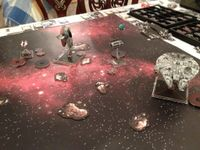 Board Game: Star Wars: X-Wing Miniatures Game – Millennium Falcon Expansion Pack