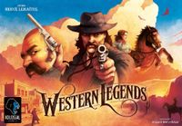 Board Game: Western Legends