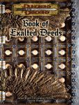 RPG Item: Book of Exalted Deeds