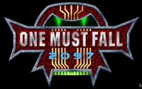 Video Game: One Must Fall: 2097