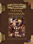 RPG Item: Planar Handbook