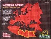 Board Game: Western Desert