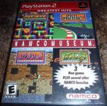 Video Game Compilation: Namco Museum (2001 / Console)