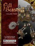 RPG Item: Fell Beasts: Volume Three