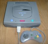 Video Game Hardware: V-Saturn