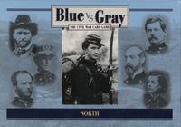 Board Game: Blue vs. Gray