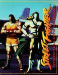 RPG Item: Street Fighter Storyteller's Screen