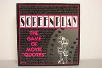 Board Game: Screenplay