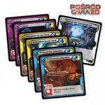 Board Game: Pośród Gwiazd: Zestaw 7 dodatkowych kart