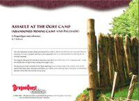 RPG Item: Assault at the Ogre Camp