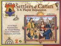 Board Game: Catan: 5-6 Player Extension