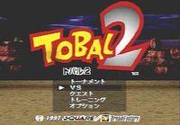 Video Game: Tobal 2