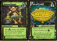 Board Game: Ascension: Theme Pack – Leprechaun