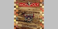 Board Game: Monopoly: NASCAR 50th Anniversary